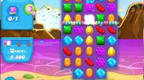 Candy Crush Soda Saga Level 17-0
