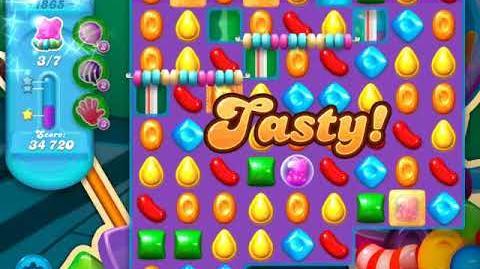 Candy Crush Soda Saga Level 1865