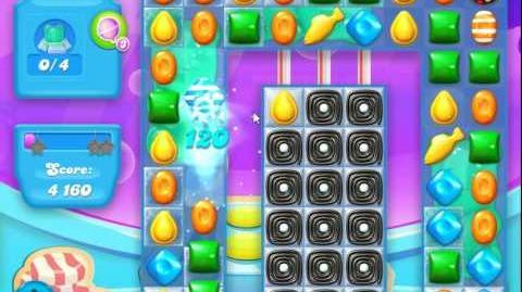 Candy Crush Soda Saga Level 206(3 Stars)