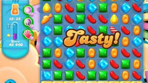 Candy Crush Soda Saga Level 753 (4th version)