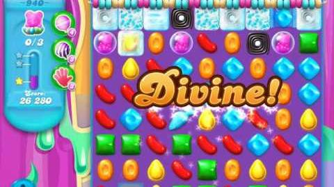 Candy Crush Soda Saga Level 940 (3 Stars)