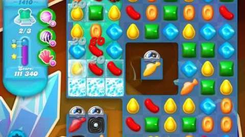 Candy Crush Soda Saga Level 1410 (3 Stars)