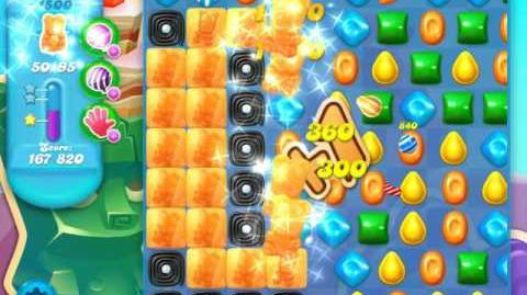 Candy Crush Soda Saga Level 1500 (3 Stars)
