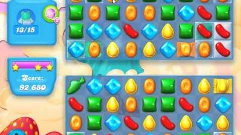 Candy Crush Soda Saga Level 43 NEW
