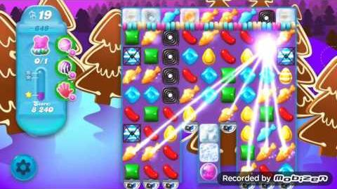 Candy Crush Soda Saga Level 649 (3 Stars)