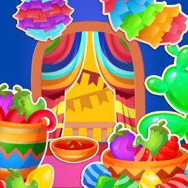 Piñata Party background