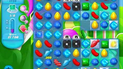 Candy Crush Soda Saga Level 1739 (3 Stars)