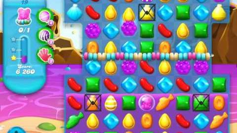 Candy Crush Soda Saga Level 19 (3rd version, 3 Stars)