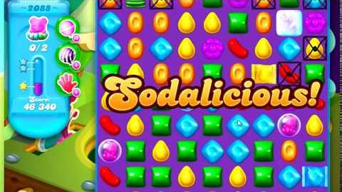 Candy Crush Soda Saga Level 2088 ***