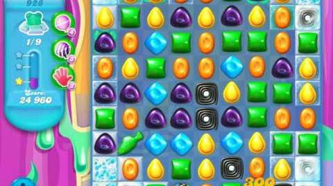 Candy Crush Soda Saga Level 928 (buffed, 3 Stars)