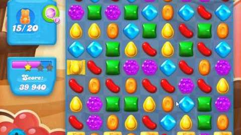 Candy Crush Soda Saga Level 100 (3 Stars)