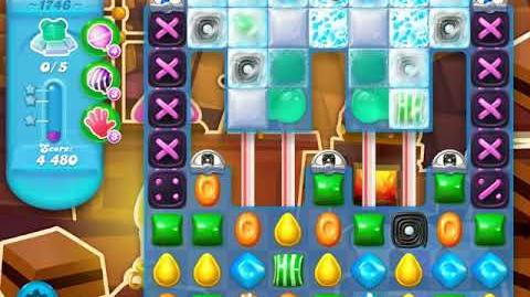 Candy Crush Soda Saga Level 1746 (buffed)