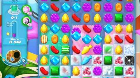 Candy Crush Soda Saga Level 315 (2nd nerfed, 3 Stars)