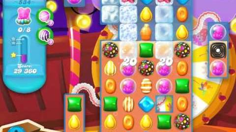 Candy Crush Soda Saga Level 534 (3 Stars)