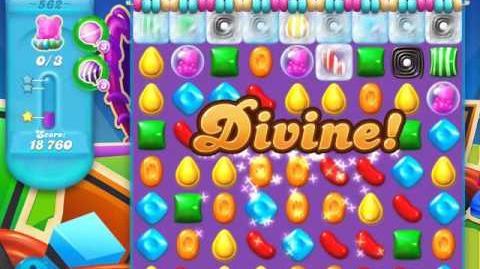 Candy Crush Soda Saga Level 562 (3 Stars)