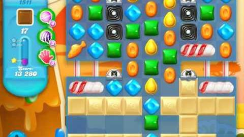 Candy Crush Soda Saga Level 1511 (3 Stars)