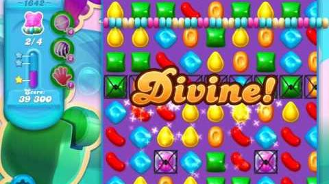 Candy Crush Soda Saga Level 1642