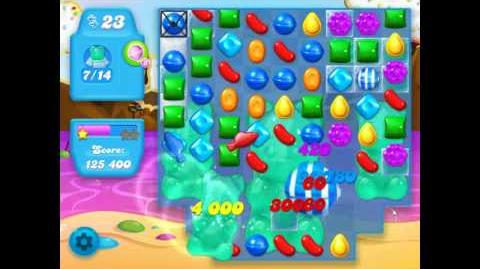 Candy Crush Soda Saga Level 18 NEW-0