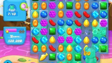 Candy Crush Soda Saga Level 18 NEW
