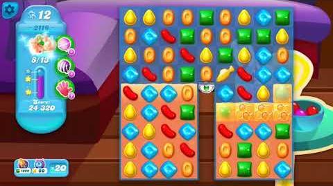 Candy Crush Soda Saga Level 2119