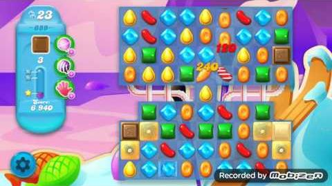 Candy Crush Soda Saga Level 689 (3 Stars)