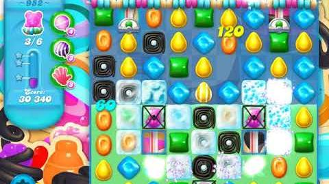 Candy Crush Soda Saga Level 952 (2nd nerfed)