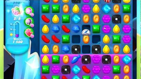 Candy Crush Soda Saga Level 2007 * NO BOOSTERS