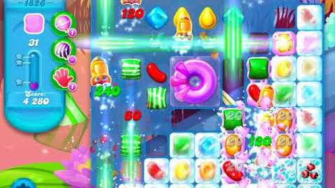 Candy Crush Soda Saga Level 1826 (3 Stars)