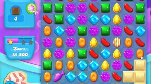 Candy Crush Soda Saga Level 203(3 Stars)