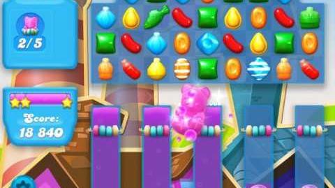 Candy Crush Soda Saga Level 4 (unreleased version 11)