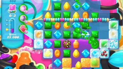 Candy Crush Soda Saga Level 956 (3rd version)