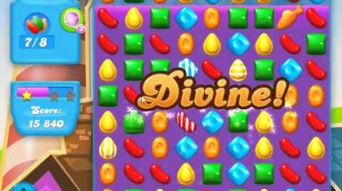 Candy Crush Soda Saga Level 2 NEW