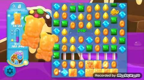 Candy Crush Soda Saga Level 627 (3 Stars)