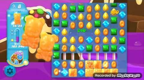 Candy Crush Soda Saga Level 627 (3 Stars)