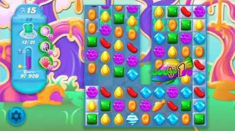 Candy Crush Soda Saga Level 80 (7th version)