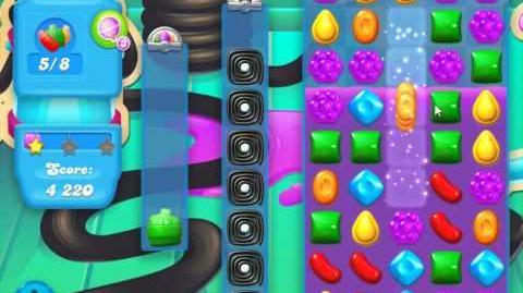 Candy Crush Soda Saga Level 182(3 Stars)