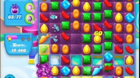 Candy Crush Soda Saga Level 299 (3 Stars)
