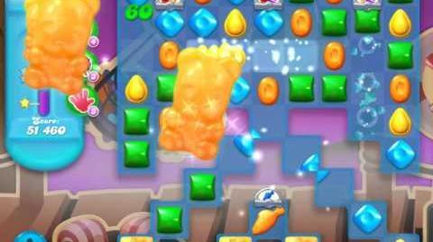 Candy Crush Soda Saga Level 1014 (7th version)