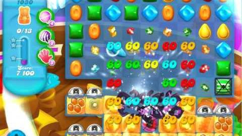 Candy Crush Soda Saga Level 1030 (4th version)