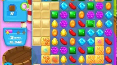 Candy Crush Soda Saga Level 128 No Boosters