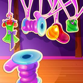 Wonky Workroom background