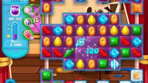 Candy Crush Soda Saga Level 1350 (2nd nerfed)