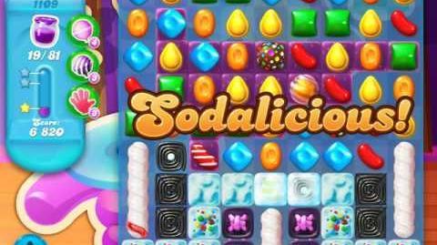 Candy Crush Soda Saga Level 1109 (3 Stars)