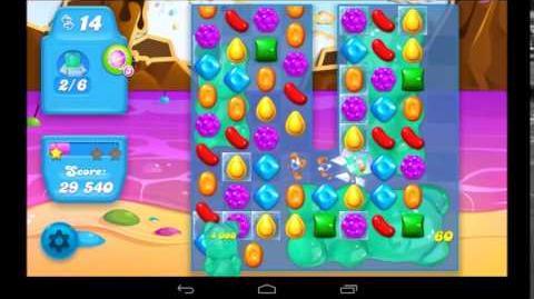 Candy Crush Soda Saga Level 24 - 3 Star Walkthrough