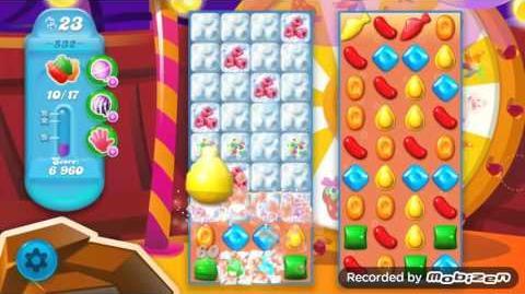 Candy Crush Soda Saga Level 532 (3 Stars)