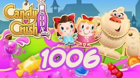 Candy Crush Soda Saga Level 1006