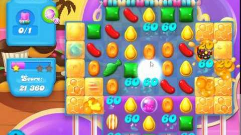 Candy Crush Soda Saga Level 112 (nerfed)