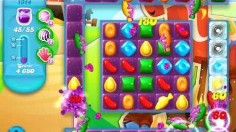 Candy Crush Soda Saga Level 1314 (nerfed, 3 Stars)