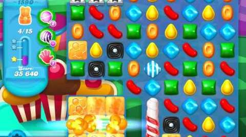 Candy Crush Soda Saga Level 1590