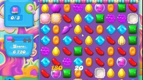 Candy Crush Soda Saga Level 87 (2nd nerfed)